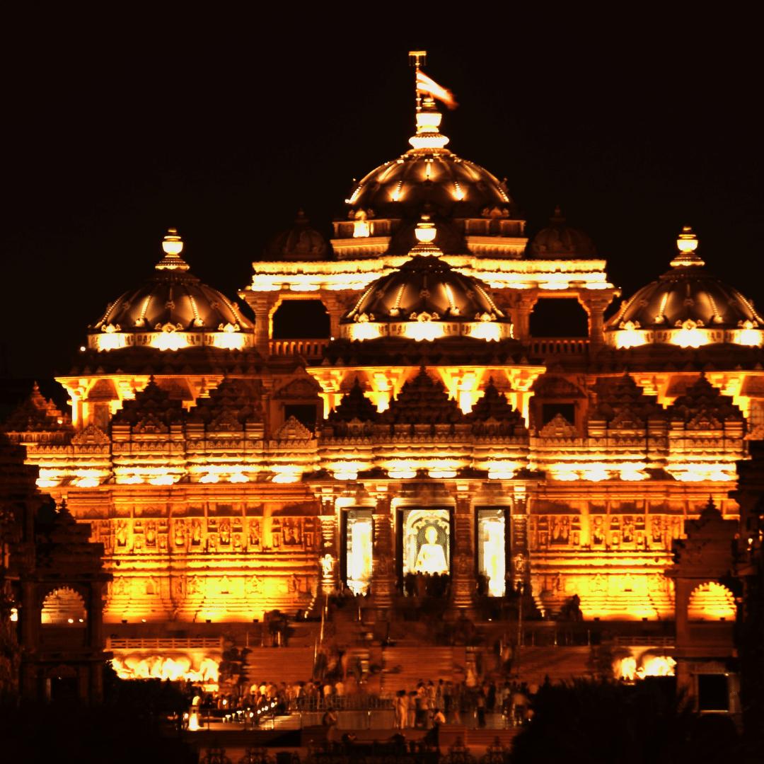 Akshardham-Temple-trip2flight